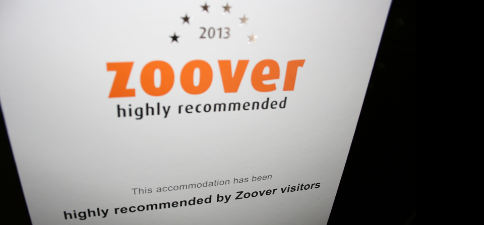 Zoover Awards 2013